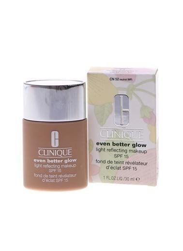 Clinique Even Better Glow Makeup Spf 15 CN 52 Neutral 30 ml Renksiz
